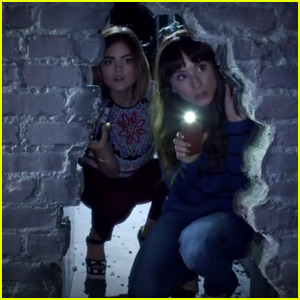 New 'Pretty Little Liars' Promo Shows Crazy Five-Year Time Jump - Watch Now!