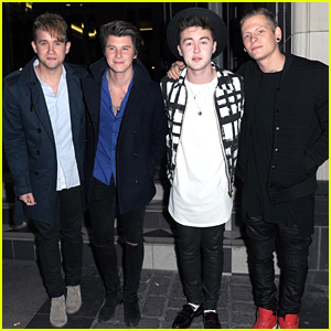 Rixton's Jake Roche Promised Ed Sheeran He Could Pick The Middle Name Of His First Child With Jesy Nelson