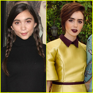Rowan Blanchard & Lily Collins To Participate In We Day Minnesota Next Week!