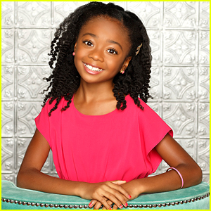 Skai Jackson Says Goodbye To Zuri Ahead Of 'Jessie' Finale (Exclusive Pics)