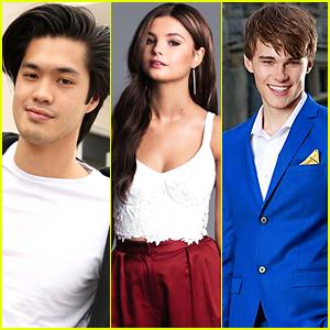 Stefanie Scott, Mitchell Hope & Ross Butler In The Running For 'Power Rangers' Movie