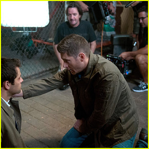 Jensen Ackles Directed Tonight's 'Supernatural'!