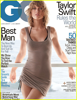 Taylor Swift Rocks Skin Tight