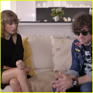 Taylor Swift Reveals 'All You Had to Do Was Stay' Came to Her in a Dream! (Video)