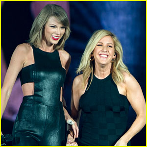 Taylor Swift's Surprise Guest in Texas: Ellie Goulding!