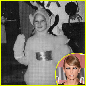 Taylor Swift Dresses as a Teletubby in This Adorable Throwpack Halloween Pic!