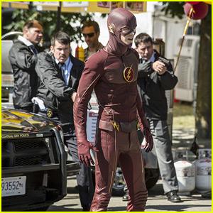'The Flash' Season Two Premieres Tonight!