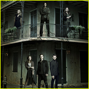 'The Originals' Cast Give Their Characters Advice for Season Three (JJJ Interview)