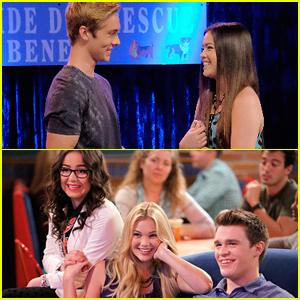 Will Jasmine & Logan Finally Become A Couple On 'I Didn't Do It's Season Finale Tonight?