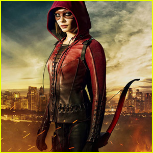 Willa Holland's Thea Officially Becomes Speedy on 'Arrow' - First Look!