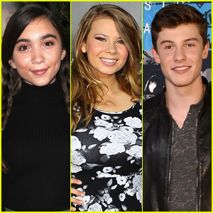 Rowan Blanchard, Bindi Irwin, & Shawn Mendes Among Time's 30 Most Influential Teens of 2015