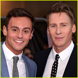 Tom Daley Is Engaged to Boyfriend Dustin Lance Black!