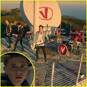 The Vamps Enlist Brooklyn Beckham for 'Wake Up' Music Video - Watch Now!
