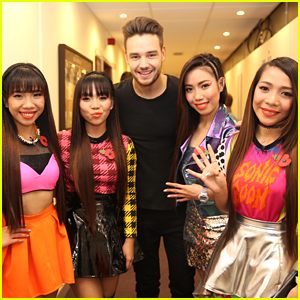 Liam Payne Surprises 4th Impact At X Factor UK Finals