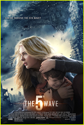 Chloe Moretz Gets Her Own Character Poster For 'The 5th Wave'