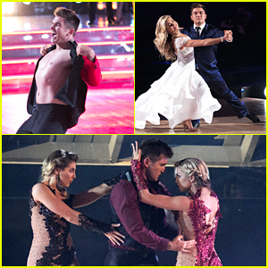 Lindsay Arnold Reacts To Making The DWTS Finals With Alek Skarlatos