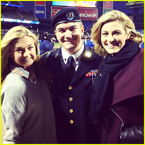 Alek Skarlatos Honored At World Series Before Returning to L.A. With Lindsay Arnold