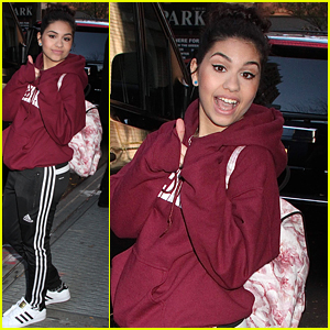 Alessia Cara Just Discovered An Interesting New Fan Account