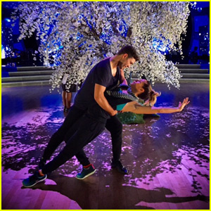 Allison Holker Opens Up About This Week's Tribute Dance - Read Her Week Eight Blog!