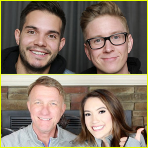 Tyler Oakley, Blair Fowler & Other Social Stars Join 'The Amazing Race'