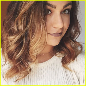 YouTube's Andrea Russett Debuts A New 'Do