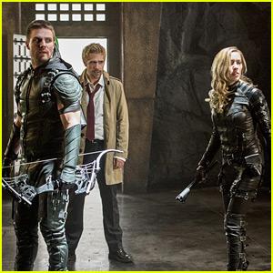 John Constantine Comes to 'Arrow' Tonight!