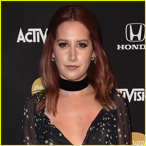 Ashley Tisdale is Back to Having Brown Hair!