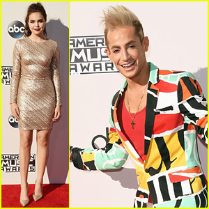 Bailee Madison & Frankie Grande Are Ready for the AMAs 2015!
