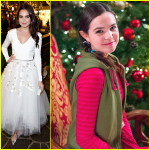Bailee Madison Brings Christmas Spirit To The Grove For 'Northpole' Premiere