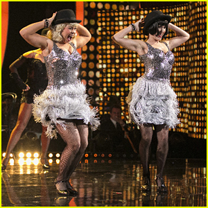 Bindi Irwin Turns Into Roxie Hart For Duet Dance With Alexa PenaVega