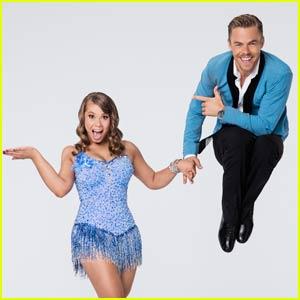 Bindi Irwin & Derek Hough Do the Viennese Waltz on 'DWTS' - Watch Now!