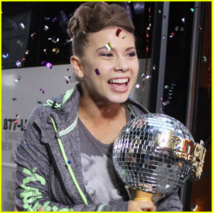Bindi Irwin Reflects On 'DWTS' Win