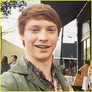 Calum Worthy Announces His New Movie, Just As He Wrapped!