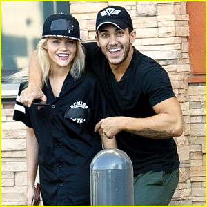 Alexa PenaVega Really Wants Husband Carlos To Win 'Dancing With The Stars'