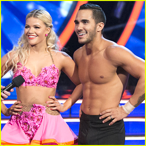 Carlos PenaVega Has 'Loved Every Second' Of DWTS So Far