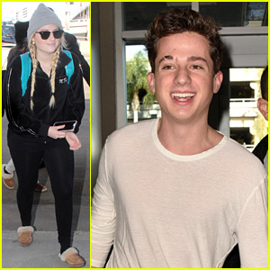 Charlie Puth Says Him & Meghan Trainor Are Just Good Friends!