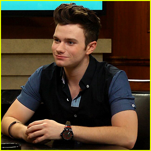 Chris Colfer Still Can't Believe He's Starring in 'Ab Fab' (Video)