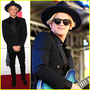 Cody Simpson Performs At Emirates Stakes Day In Melbourne!
