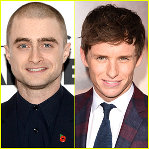 Daniel Radcliffe Explains Why He's Jealous of Eddie Redmayne