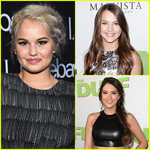 Debby Ryan to Executive Produce 'Jessica Darling's It List'