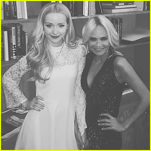 Dove Cameron Performs 'For Good' From 'Wicked' With Kristin Chenoweth