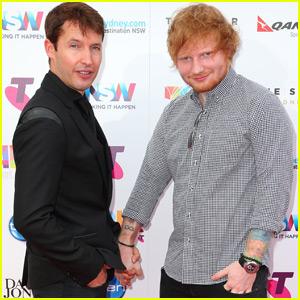 Ed Sheeran Announces His Engagement - Sorta!
