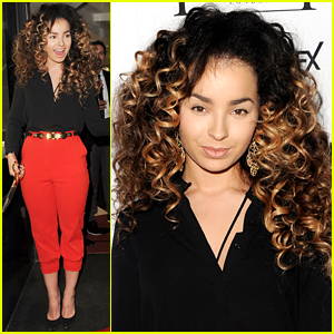 Ella Eyre Thinks Her Earrings Look Better Than Her Face