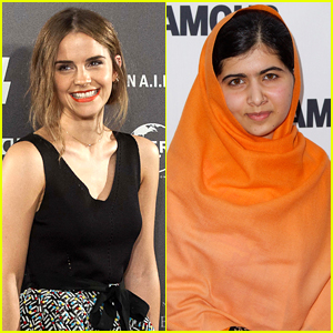 Emma Watson Interviews Malala Yousafzai - Watch The Moving Video Here
