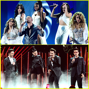 Fifth Harmony & Il Volo Steal The Show At Latin Grammys 2015