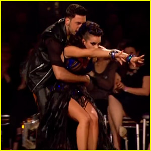 Georgia May Foote & Giovanni Pernice Show Off Their 'Strictly Come Dancing' Paso Doble - Watch Now!