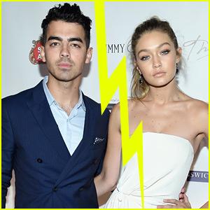 Joe Jonas & Gigi Hadid Break Up