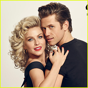 Vanessa Hudgens & Julianne Hough Hand Jive in 1st 'Grease Live' Promo - Watch Now!