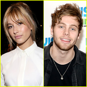 Hailey Baldwin Responds to Luke Hemmings Dating Rumors