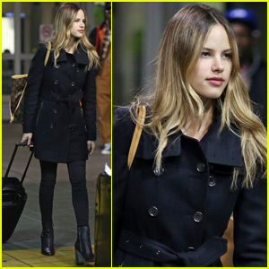 Halston Sage Heads To Vancouver To Start Filming 'Before I Fall'